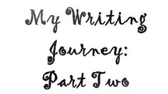 A.E. Albert: A Writer's Blog: My Writing Journey: Part Two Guest Post: by A.W. C...