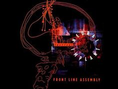 Front Line Assembly - Tactical Neural Implant (1992) full album