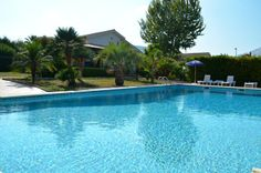 Villa Il Palmeto: a delightful villa with a big pool in a very quite area close to Scopello: relax and stunning views on the countryside for a peaceful holiday.