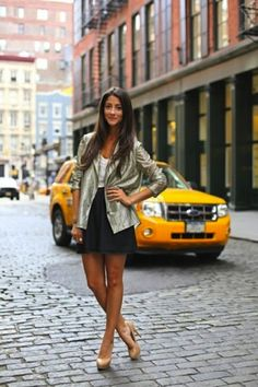 classy in nyc #fashion