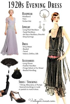 Dresses & Formal Gowns Evening Dresses & Formal Gowns Evening Dresses & Formal Gowns makeup guide- How to authentic vintage makeup for day and evening, flapper to Great Gatsby era Vintage Flapper Dress Gatsby Charleston Sequin Fringe Costume Outfits 1920s Formal Dresses, 1920s Fashion Dresses, 1920s Fashion Women, 1920s Outfits, Formal Dress Shops, Sexy Dresses, Prom Dresses, 1920s Fashion Party, 1920 Women