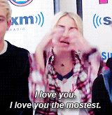 We love you too Delly!!!!