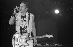 Joe Strummer and the Clash at the US Festival May 28, 1983