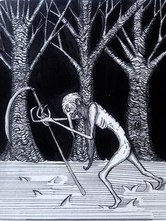 Becoming Death,-cmeisterartz, 2015