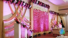 Wedding Night Room Decorations, Reception Stage Decor, Rustic Country Wedding Decorations, Desi Wedding Decor, Wedding Stage Design, Simple Wedding Decorations, Engagement Decorations, Wedding Mandap, Backdrop Decorations