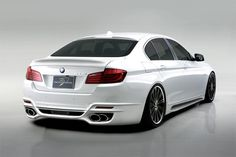 Wald International | Black Bison BMW 5-Series Package