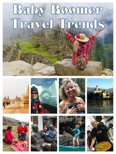 Baby boomers are the darling of the travel industry.  Here are the trends from the experts.