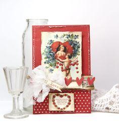 Anne's paper fun: To my Valentine - Pion Design