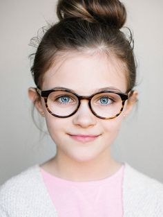 1a995f73a1 Kids Glasses    The Paige Striped Maple Childrens Glasses