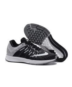 promo code 1778a d5ea5 Homme Nike Air Zoom Elite 8 Noir Gris Blanc Chaussures