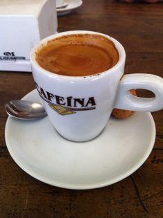 Cafezinho - Rio de Janeiro, Brazil