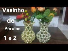 porta jóias de pérolas diy faça vc mesmo - YouTube