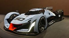 "Hyundai's N 2025 Vision Gran Turismo Concept is a wild, Le Mans-style racing prototype that ""highlights sustainable technology."