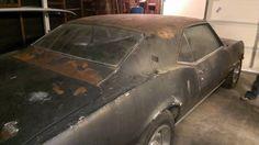 20 Year Sleep: 1968 Chevrolet Camaro - http://barnfinds.com/20-year-sleep-1968-chevrolet-camaro/