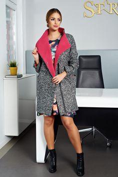 Palton Top Secret TPZ0115 Black