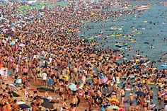 My worst nightmare. Not a fun day at the beach