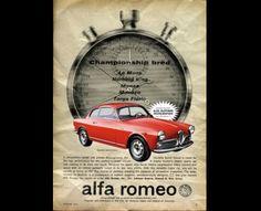 Alfa Romeo Ad