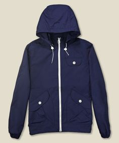 STAG - Penfield - Rochester Rain Jacket - Navy - NEW ARRIVALS
