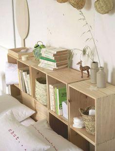DIY chambre : 3 têtes de lit à faire soi-même - Côté Maison