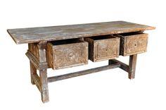 """Spanish XVIIIth century """"Reflectoire"""" table/console"""