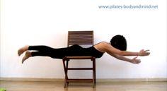 Pilates - Esercizi per Schiena, Cervicale e Colonna Vertebrale: ginnastica posturale e stretching