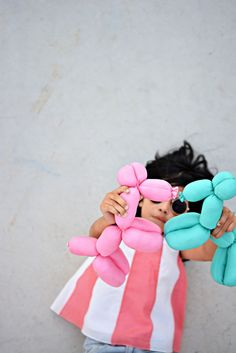 Balloon-Animals-DIY