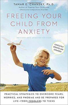 Freeing Your Child from Anxiety: Practical Strategies to Overcome Fears, Worries, and Phobias and Be Prepared for Life--From Toddlers to Teens by Tamar E Chansky http://www.amazon.co.uk/dp/0804139806/ref=cm_sw_r_pi_dp_DWKZvb016JK3Z