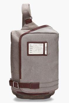 Diesel: Raw Adam Messenger Bag