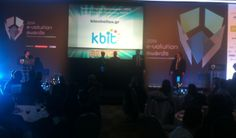 E-VOLUTION AWARDS kbit.gr awarded!
