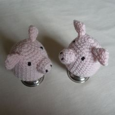 Pig Egg Cosy and Egg Cup