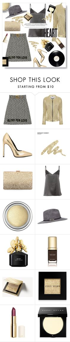 """""""Blind for love"""" by gul07 ❤ liked on Polyvore featuring Gucci, WearAll, Yves Saint Laurent, Urban Decay, Neiman Marcus, L'Agence, Christian Dior, Miss Selfridge, Marc Jacobs and Dolce&Gabbana"""