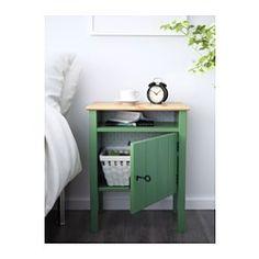 HURDAL Ablagetisch, grün - grün - IKEA