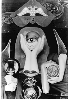 Claude Cahun, Confessions void Plate1, 1929-1930,