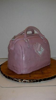 ladies eat your purse. Its a cake.