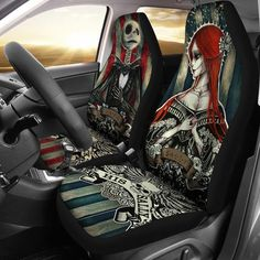 Nightmare Before Christmas Car Seat Covers Perfect Gifts for your Father, Mother, Girlfriend. Father's day, Mother's day, Birthday Gift Idea for Dad/Grandpa And Everyone You Love. Make it the perfect gift for any occasion or festival. Jack Skellington, Nightmare Before Christmas Wedding, Nightmare Before Christmas Decorations, Herman Miller, Christmas Car, Xmas, Christmas Things, Jack And Sally, Tim Burton