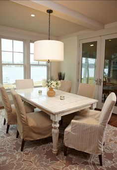 1000 images about breakfast nook on pinterest breakfast for Casual dining room ideas pinterest