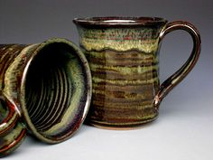 Another class I will take - on the hobby to do list. AH!!  Oh how I love glazed pottery.
