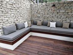 Lounge Design, Bar Lounge, Study Table Designs, Advantages Of Watermelon, Diy Patio, Villa, Outdoor Furniture, Outdoor Decor, Townhouse