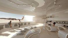 Tarik Keskin Digital Sci-Fi Artist | 3D Sci-Fi Architect Tarik Keskin