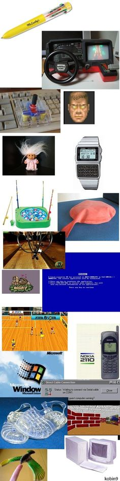 Awesome 90′s kids will remember this stuff - poztag.com