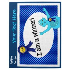 New on Zazzle... Positive Puzzles.  I have created puzzles on zazzle from my children's positive affirmation cards.  Check them out!