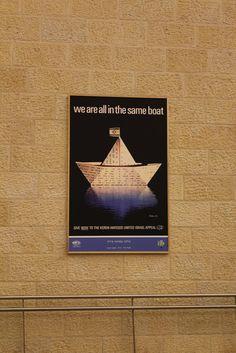 more of the Tel Aviv propaganda posters