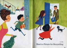 The Art of Children's Picture Books: Sounds I Remember
