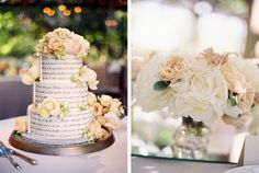 this would have been a gorgeous wedding cake, if we hadn't gone the cupcake route