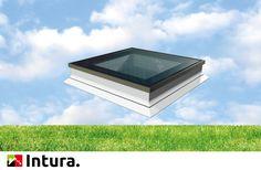 Een Intura platdakraam PGX A1 verlicht elk vertrek onder het platte dak met natuurlijk daglicht. Het duurzame en stijlvolle alternatief voor een kunststof lichtkoepel. Met een platdakraam PGX A1 van Intura wordt elke ruimte in uw woning, kantoor of bedrijfsruimte met een plat dak comfortabel om te verblijven. Kenmerken • Voor dakhellingen van 2-15° • Verkrijgbaar in 11 afmetingen • Onderhoudsvrij • Kunststof frame • Uw = 1,1 W/m2K • Hoge isolatiewaarde