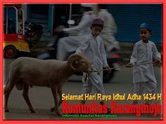 http://komunitaskarangmojo.blogspot.com/ selamat hari raya idhul adha 1434 h