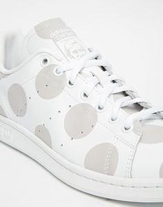 Adidas Originals - Stan Smith - Baskets à pois