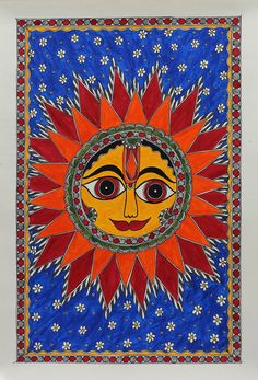 madhubani paintings - Google Search