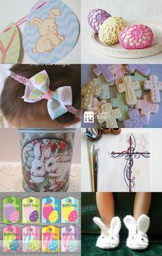 Spring it on me, Easter by Deb on Etsy--Pinned with TreasuryPin.com