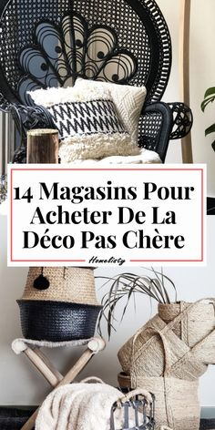 Where to buy decoration with a small budget? - Ikea DIY - The best IKEA hacks all in one place Summer Deco, Mon Cheri, Home Staging, Vintage Regal, Decoration Shop, Chalet Design, Boutique Deco, Art Deco, String Lights Outdoor
